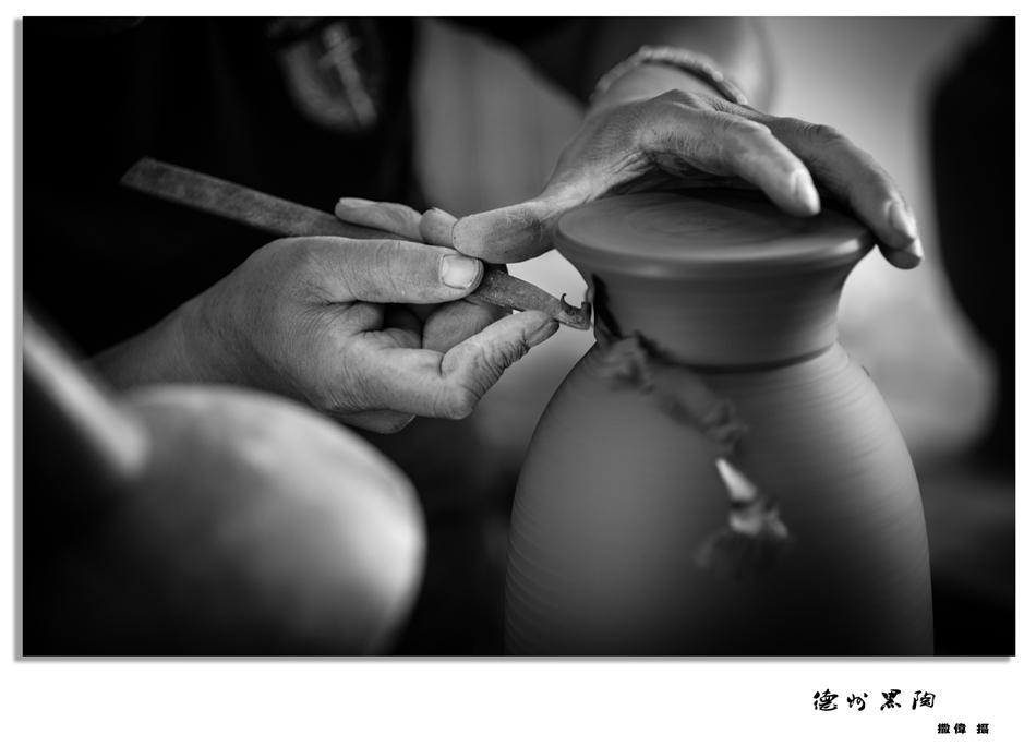 黑陶作为陶艺奇葩,有着古老而悠久的历史,上可追溯到早在父系氏族著名的大汶口文化。距今约有四五千年。
