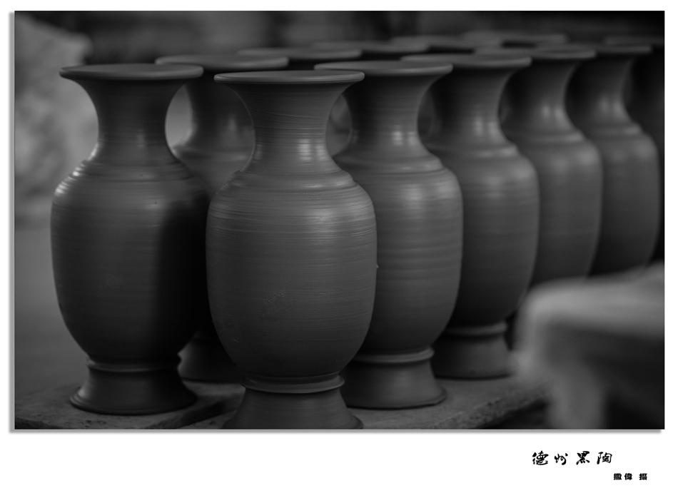 """黑陶文化是中华民族源远流长的文化长河中孕育的一颗璀璨的明珠,是人类历史发展中最辉煌的篇章,被当今社会各界誉为""""土与火的艺术,力与美的结晶""""。"""