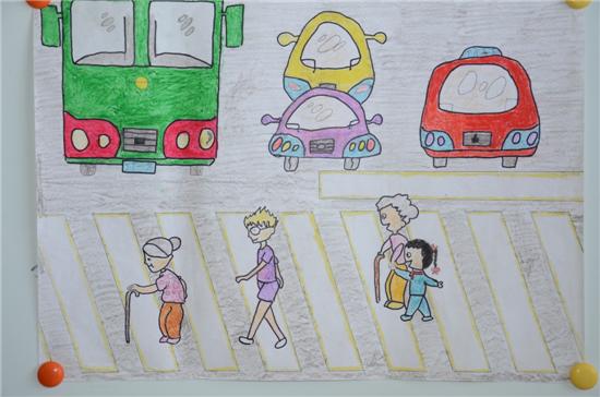 【文明城市儿童画】【图】文明城市儿童画有哪