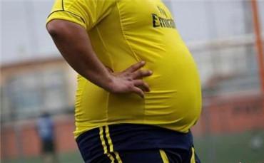 肥胖少儿人数40年增加10倍