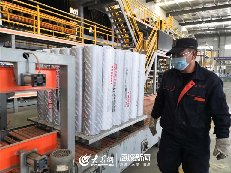 北京中通新型建筑材料(平原)有限公司的生产车间图片
